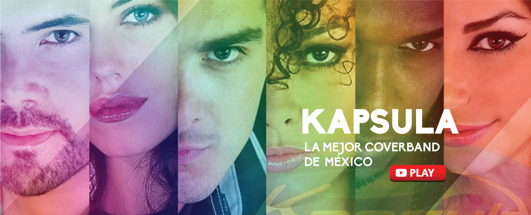 Kapsula, la mejor coverband de México